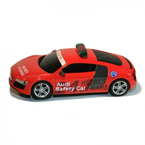 Das Audi R8 Safety Car Le Mans von Carrera