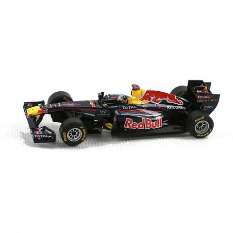 Der Red Bull von Vettel von Carrera