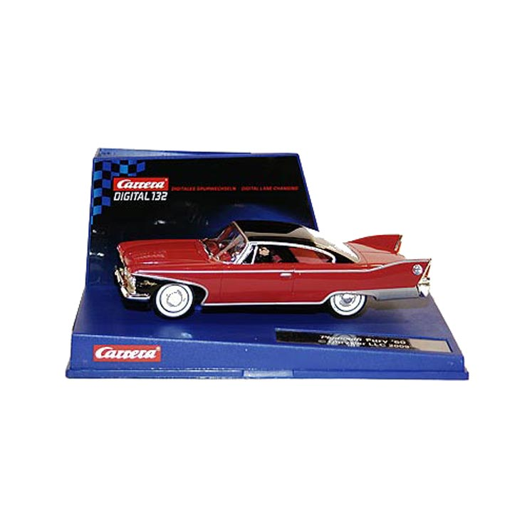 Ein Plymouth Fury in einer Box