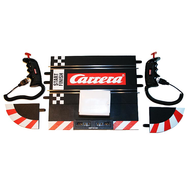 Carrera-Anschlussschiene