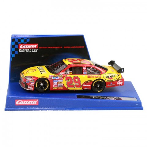 Chevrolet Monte Carlo Car Tomorrow K. Harvick Nascar