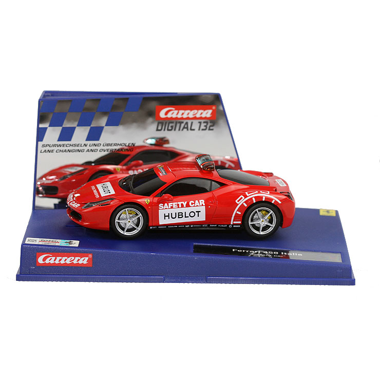Ein Digital 132 Carrera 30646 Ferrari Safety Car